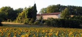 Front of Villa Rudel